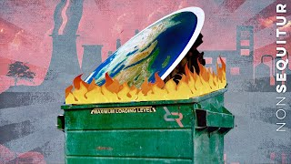 Flat Earth Dumpster Fire 🌎🔥 Red's Rhetoric, Gem Panda, Beyond Imaginary Curve & More.