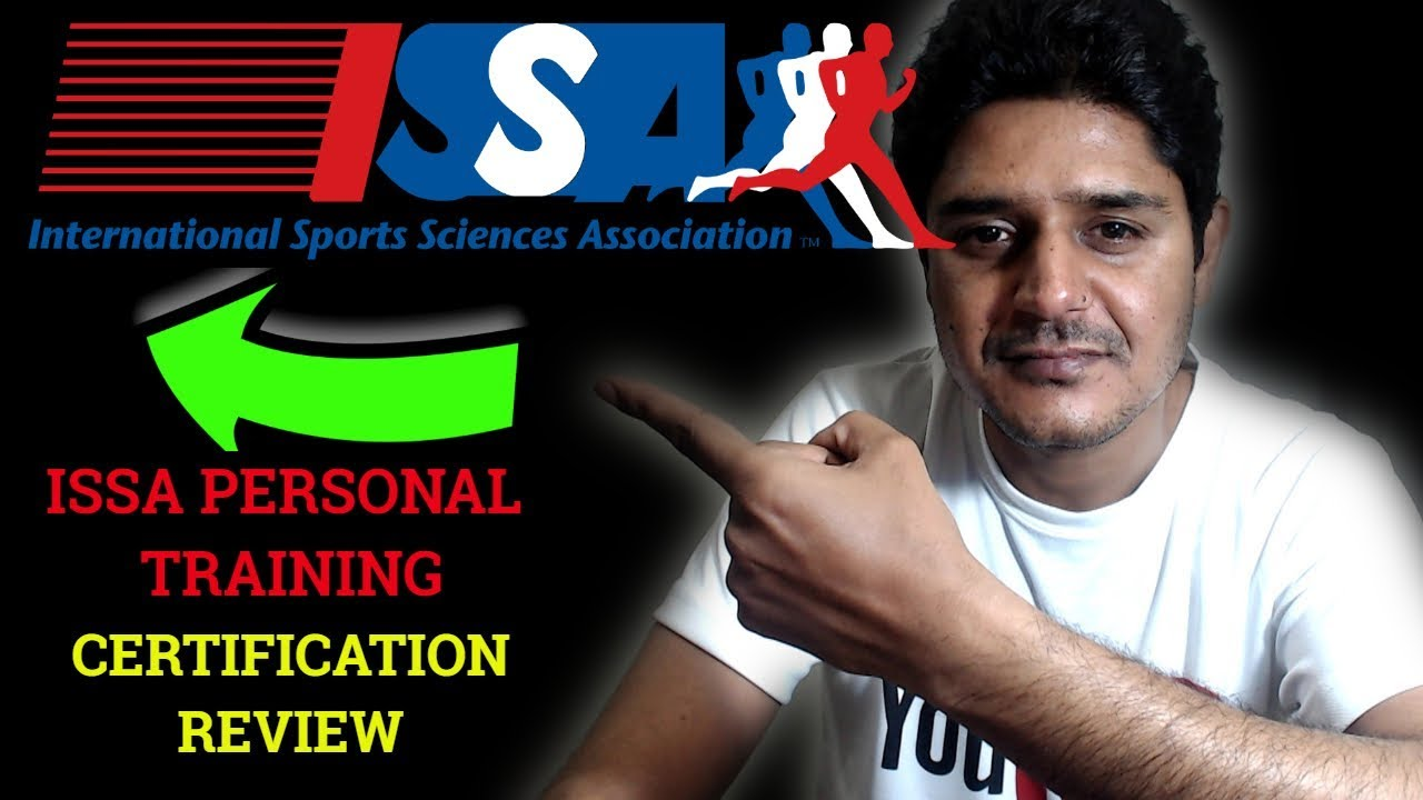 Issa Fitness Certification Course Review In Hindi How To Become Issa