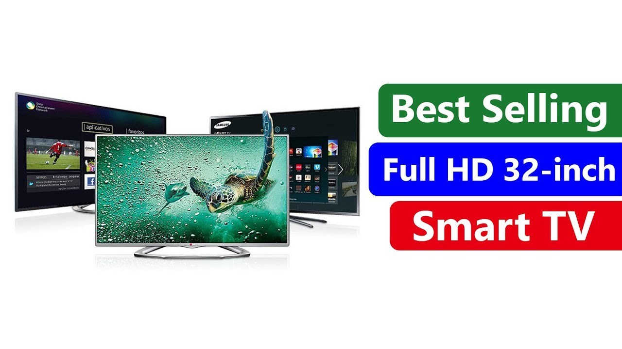 Best 32 Inch Smart Tv 2020 Top 5 Best Selling 32 Inch Full HD Smart TVs | Check Features