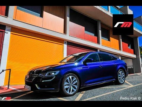 Renault Talisman Energy dCi 130 Zen - Prueba revistadelmotor.es
