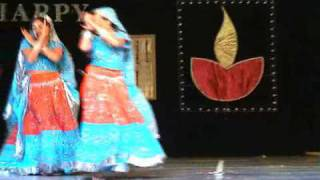 Dance on Rajasthani Folk Songs, Diwali Celebrations