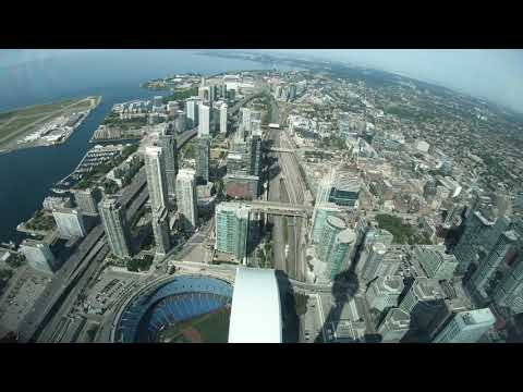 CN Tower Opening Day On July 15th,2020 Experience | CN Tower Re-opens In Toronto