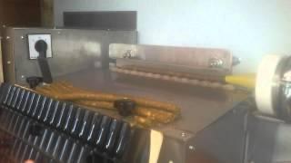 reczny roller 20mm i zrzutka pneumatyczna ( kulki proteinowe )