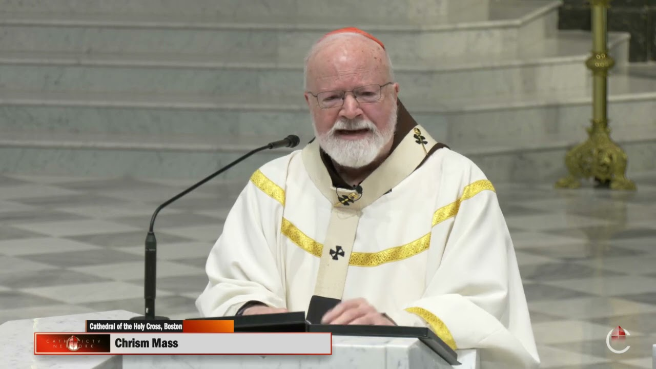 Bl Charles de Foucauld, from Cardinal Sean O'Malley, Tuesday March 30,2021