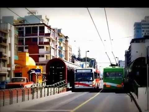Historia del transporte de Quito