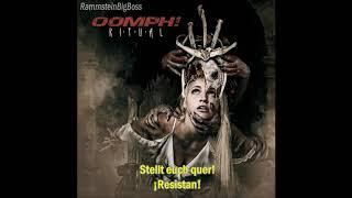 Oomph! - Tausend Mann und ein Befehl (Alemán - Español)