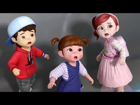 Kongsuni and Friends   BRAND NEW!   The Great Soapy Sea   Kids Cartoon   Toy Play   Kids Movies