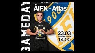 ÅIFK-Atlas Vantaa, 23.3.2019