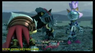 Sonic and the Black Knight - HD - Part 1 - [Opening - Misty Lake 01]