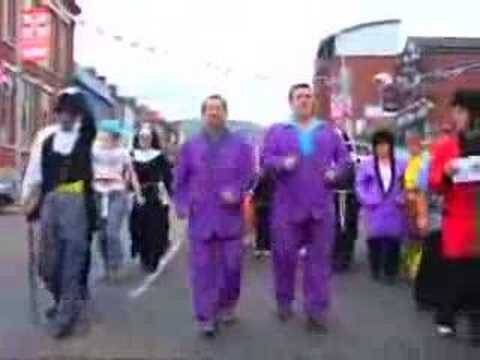 Is This The Way To Shankill Road
