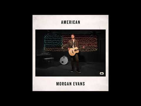 "Morgan Evans - ""American"" (Official Audio)"