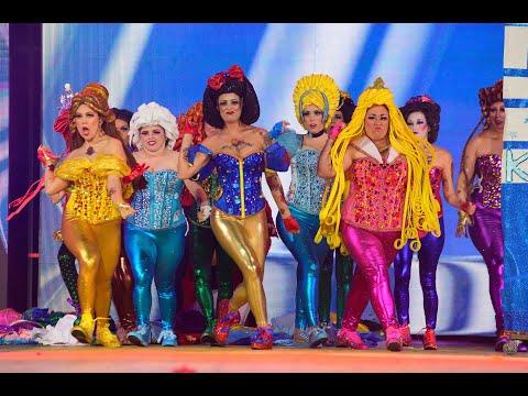 Concurso de disfraces adultos del Carnaval de Las Palmas de Gran Canaria