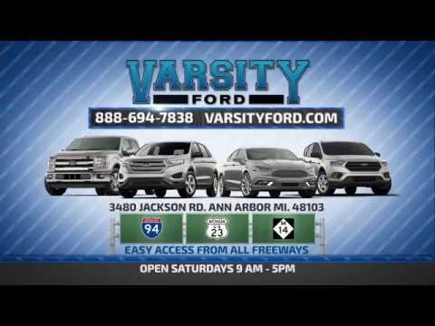 Varsity Ford Ann Arbor >> Get A New Lease Early At Varsity Ford In Ann Arbor