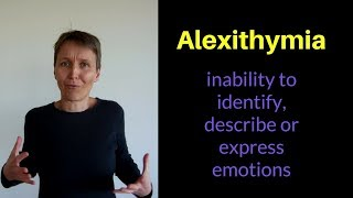 Alexithymia and complex PTSD