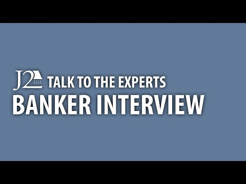 J2 Banker Interview - Obtaining a Bank Loan for Condo Repairs
