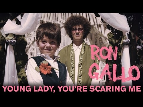 """Ron Gallo - """"Young Lady, You're Scaring Me"""" [Official Video]"""