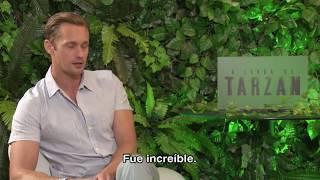 TARZAN | Entrevista con Alexander Skarsgard