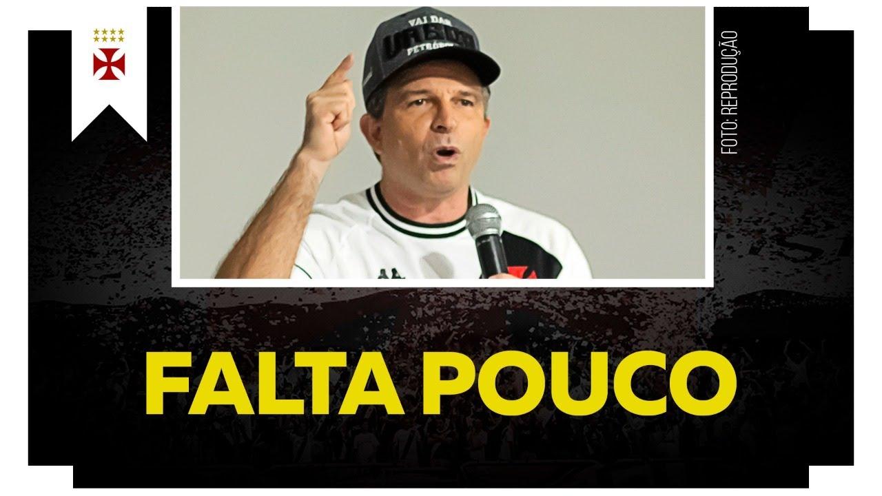 QUENTÍSSIMO: CONTAGEM REGRESSIVA   4 MUDANÇAS NO TIME TITULAR   Últimas Notícias do Vasco