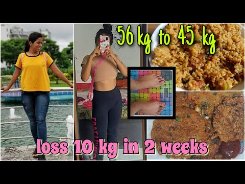 DIET to lose 10kg in 2WEEKS/MY WEIGHTLOSS JOURNEY &HoW I GET FIT IN MY DESIRED 26inch LowWaistJEANS