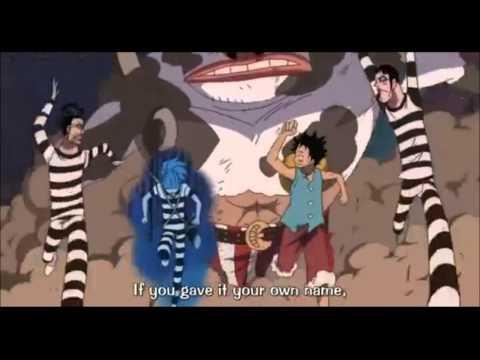 One Piece Funny Scene  Buggys Muggybomb