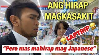 ANG HIRAP MAGKASAKIT PERO MAS MAHIRAP MAG JAPANESE   Laptrip  Ang Xcina😂😂😂 Birthday Boy! Nov.23