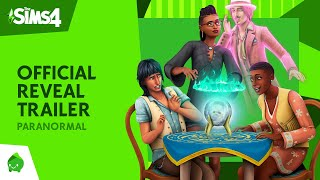 The Sims 4 Paranormal Stuff Pack: Official Reveal Trailer