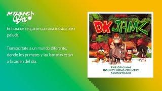 📌Música REJALANTE para TRABAJAR de Donkey Kong Country 🐵 | JUAN LEÓN