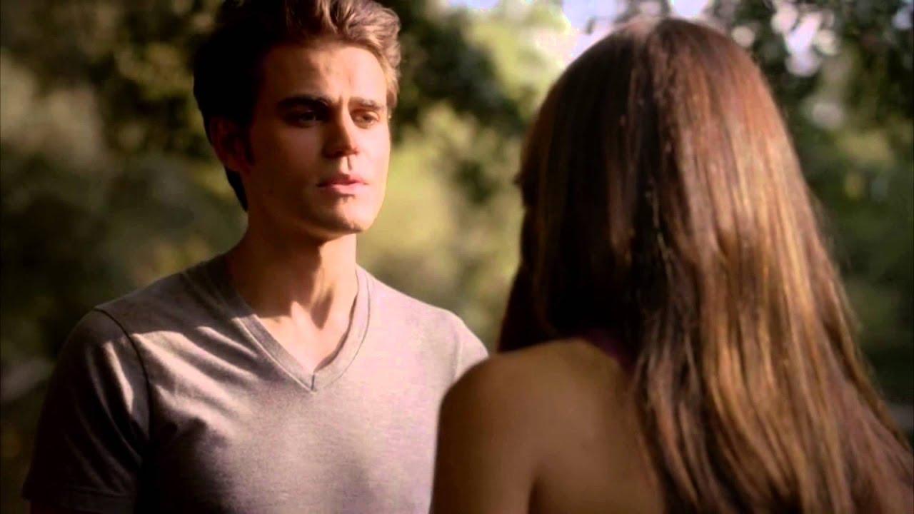 Stefan and Elena ♡ 5x04 - Gravity - YouTube