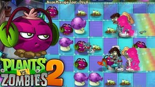 Plants vs. Zombies™ 2 - PopCap Neon Mixtape Tour Day 6
