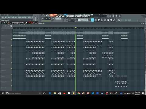 THat Part- Schoolboy Q ft. Kanye West FLP Remake FL Studio (FREE FLP DOWNLOAD)