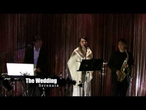 Shanghai theme - Singapore live band - THE WEDDING SERENATA
