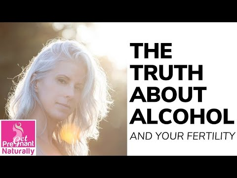Get Pregnant Naturally: The Truth About Alcohol and Your Fertility