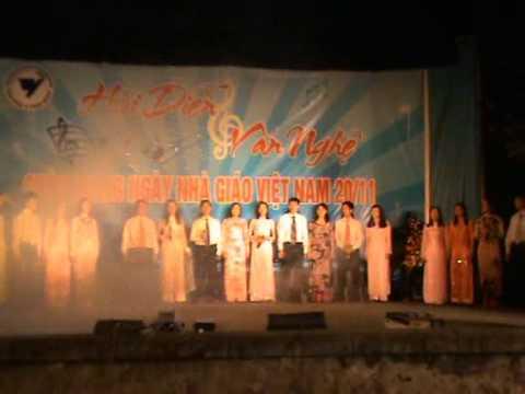 a5 khúc hát người giáo viên  Khôi KHCB