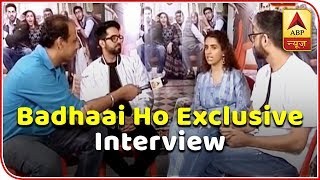 Badhaai Ho: Ayushmann, Sanya Speak About 'Funny Moments' On Sets Of The Film | ABP News