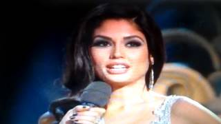 Miss Universe 2013 Question & Answer