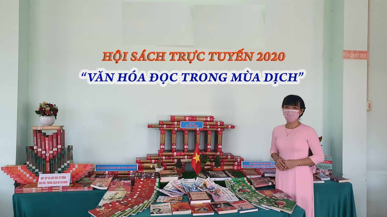 Hội sách trực tuyến 2020 – Thư viện Bình Thuận
