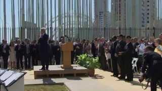 Raising of the Flag at U.S. Embassy Havana, Cuba