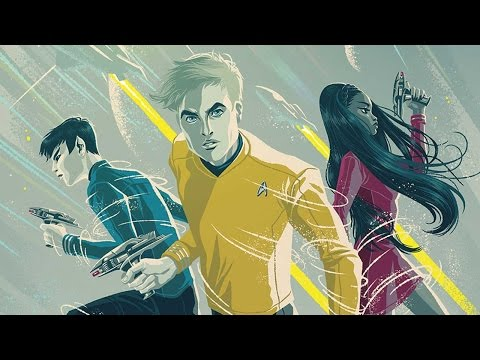 Star Trek: Boldly Go #001 | COMIC BOOK UNIVERSITY