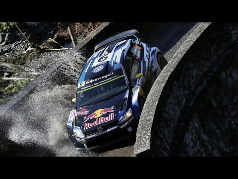 High Speed Rallying In France | FIA World Rally Championship 2015