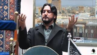 Zakir Iqbal Shah Bajar - Shan-e-Hazrat Abu Talib (a.s.) - Birmingham (UK) - 17th June 2012