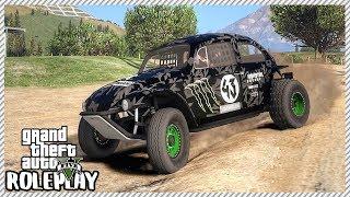 GTA 5 Roleplay - Hoonigan Beetle Baja Bug | RedlineRP #205