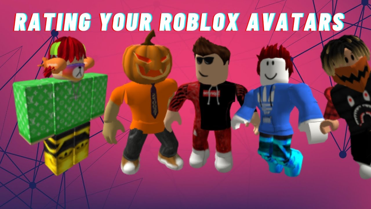 Ryans Avatar Roblox Rating Your Roblox Avatars In Roblox Part 1 Youtube