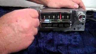 1965 For Mustang Original AM Radio Conversion