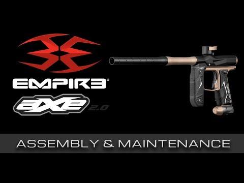 Empire Paintball® Axe 2.0 I Assembly & Maintenance