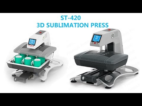 Hotronix Fusion Heat Press Demo