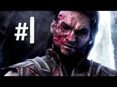 Xmen Origins Wolverine - Walkthrough Part 1 - Enter the Wolverine