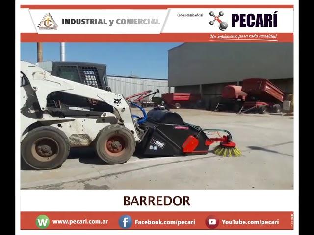 Barredora | Concesionario Industrial y Comercial | Abr2018