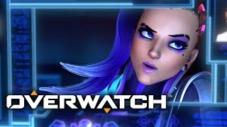 Sombra Official Reveal Animated Short: Infiltration! - Overwatch | BlizzCon 2016