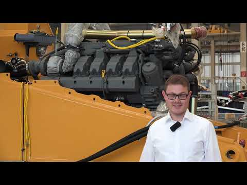 Liebherr- PR766 a look behind the scenes