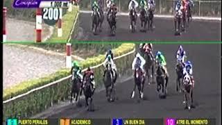 Vidéo de la course PMU PREMIO RENE SCHNEIDER